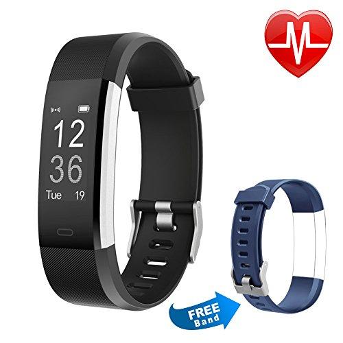 LetsFit Heartrate Fitness Tracker