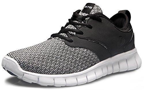 Tesla Men's Knit Pattern Sports Running Shoes L570/X573/X574 (True To Size)